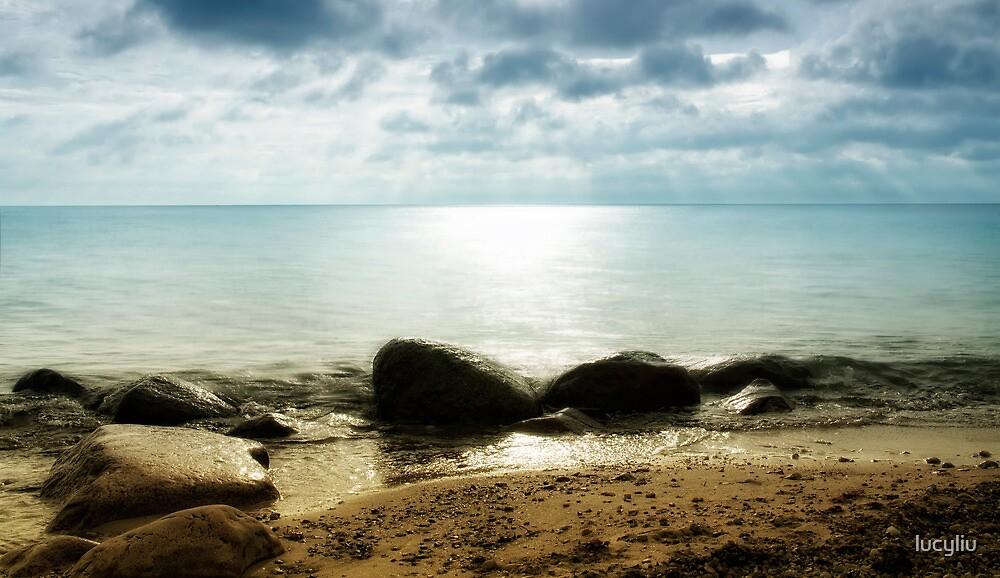 baltic sea by lucyliu
