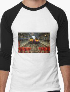 at the Cross Men's Baseball ¾ T-Shirt