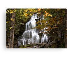 Bijoux Falls in beautiful British Columbia Canvas Print
