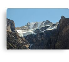 Hanging Glacier Canvas Print