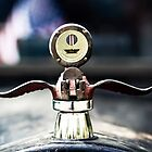 Model A Truck Hood Ornament by LawrencePhoto