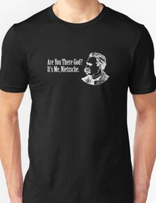 Are you there God? Unisex T-Shirt