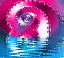 DreamLake... by Curt Vinson