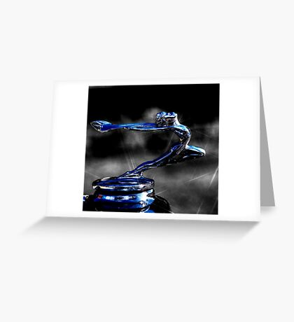 Buick Beauty Greeting Card