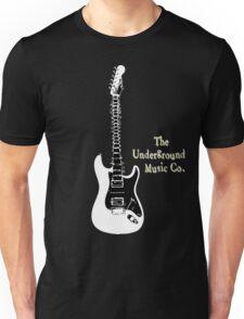 Guitar Spine Unisex T-Shirt