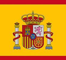 Smartphone Case - Flag of Spain - Horizontal  by Mark Podger