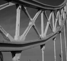 Tower Bridge London by lanesloo
