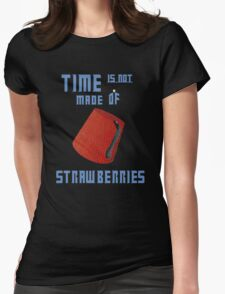 Strawberry Jam 2 Womens Fitted T-Shirt
