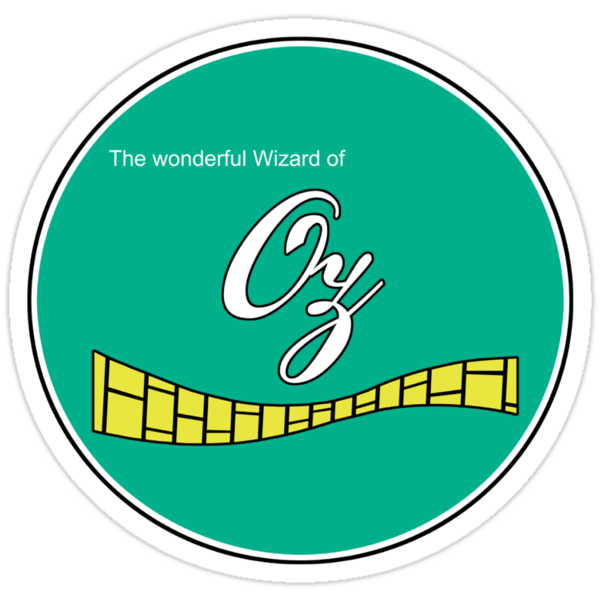 The wonderful Wizard of Oz  by Kellyanne