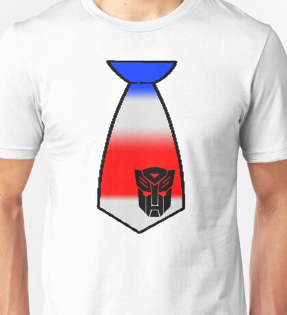 transform into buisness man  Unisex T-Shirt
