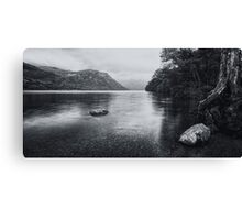 Ullswater Lake - Cumbria Canvas Print