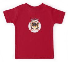 Pekingese :: First Mate Kids Tee