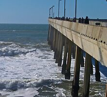 Pacifica Pier by DaveKoontz