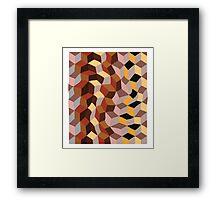 Cubes#2 Framed Print