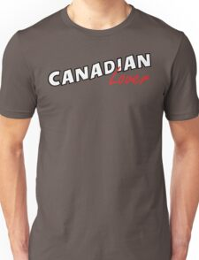Canadian Lover Unisex T-Shirt