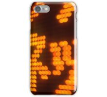 Neon Tokio iPhone Case/Skin