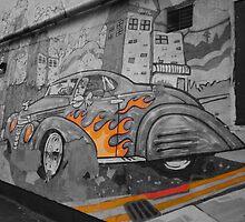 Wheels of Fire by scruffyherbert