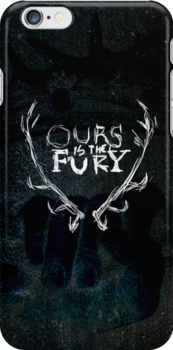 Ours is the Fury by Reinaldo