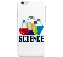 SCIENCE - Chemicals iPhone Case/Skin