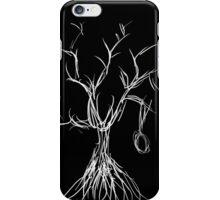 Hanged Tree iPhone Case/Skin