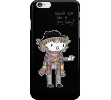 Would You Like  A Jelly Baby? iPhone Case/Skin
