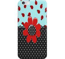 Ladybug Bliss iPhone Case/Skin