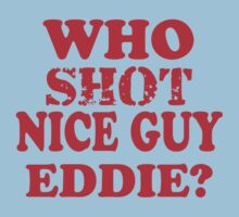 Nice Guy Eddie by inesbot