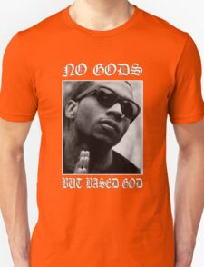 No Gods but Based God - Old English T-Shirt
