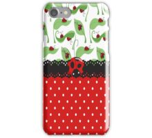 Ladybugs Occasion iPhone Case/Skin