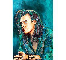 Harry Photographic Print
