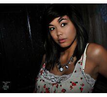 """ Saigon Seduction "" Photographic Print"