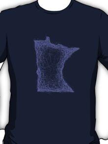 Abstract MN T-Shirt