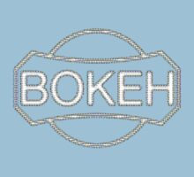 BOKEH logo reduction Kids Clothes