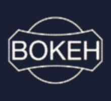 BOKEH logo reduction One Piece - Short Sleeve