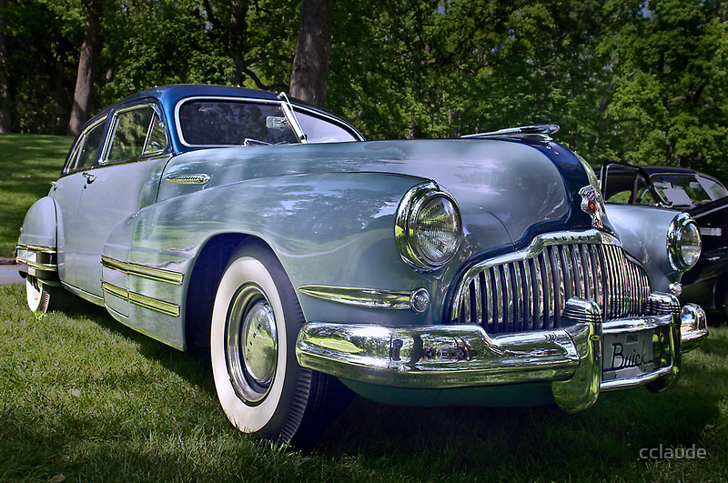 Our Grandparents' Buick by cclaude
