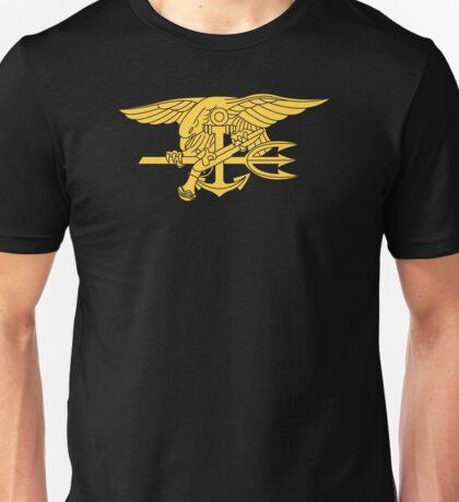 Navy SEALs Emblem Unisex T-Shirt