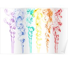 Rainbow Smoke 2 Poster