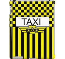 Taxi Mom iPad Case/Skin