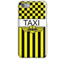 Taxi Mom VRS2 iPhone Case/Skin