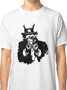 Monkey Sam wants Banana's    Classic T-Shirt