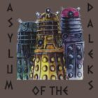 Asylum of the Daleks T-shirt by gothscifigirl