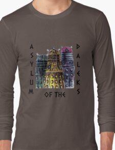 Asylum of the Daleks T-shirt Long Sleeve T-Shirt