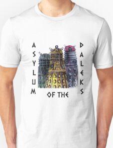 Asylum of the Daleks T-shirt T-Shirt