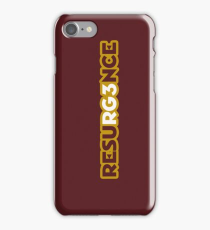 REDSKINS RESURG3NCE iPhone Case/Skin