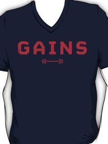 Gains. T-Shirt