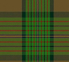 01852 California Dept. of Forestry Tartan Fabric Print Iphone Case by Detnecs2013