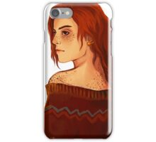Ginny Weasley iPhone Case/Skin