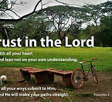 Trust in Him by resurichan
