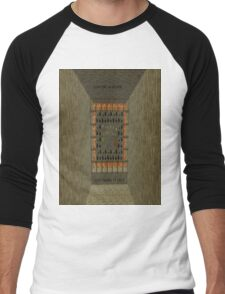 minecraft Men's Baseball ¾ T-Shirt