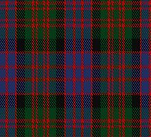 01857 Altered Cameron Clan/Family Tartan Fabric Print Iphone Case by Detnecs2013